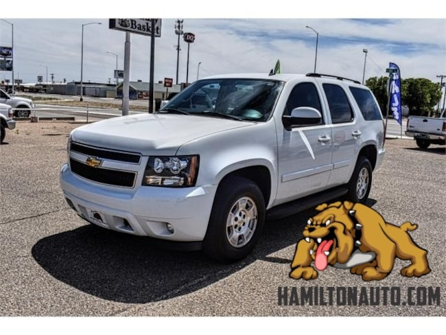 Pre-Owned 2007 Chevrolet Tahoe SUV for sale in Clovis, NM