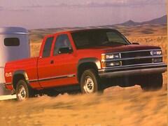 Pre-Owned 1998 Chevrolet C2500 Fleetside Truck Extended Cab 1GCGC29R1WE143148 for sale in Clovis, NM