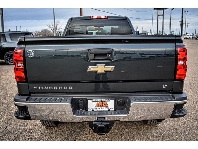 New 2019 Chevrolet Silverado 2500HD For Sale at Hamilton Auto Group