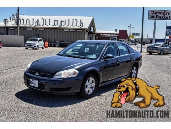 Pre-Owned 2009 Chevrolet Impala LT w/3.5L Sedan for sale in Clovis, NM