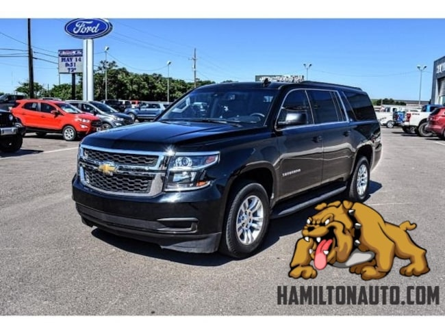 Pre-Owned 2017 Chevrolet Suburban LT SUV for sale in Clovis, NM