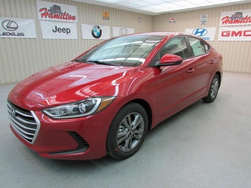 Hamilton Hyundai | New Hyundai dealership in Clovis, NM 88101