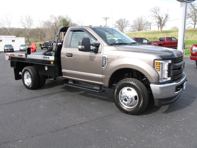 2019 Ford F-350 Chassis XL Cab and Chassis
