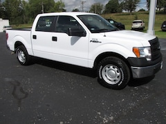 2014 Ford F-150 2WD SuperCrew 145 XL Truck SuperCrew Cab