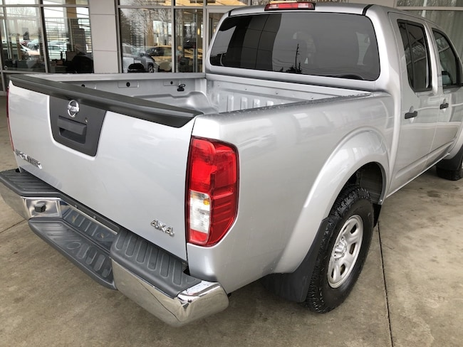 Used 2015 Nissan Frontier For Sale At Hamilton Hyundai Vin