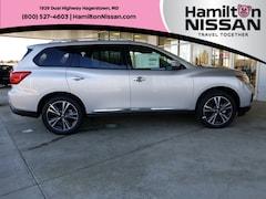 2019 Nissan Pathfinder Platinum SUV