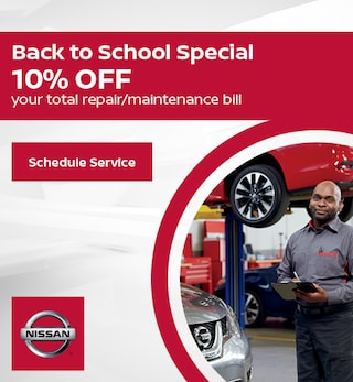 2019 - August Service Offer