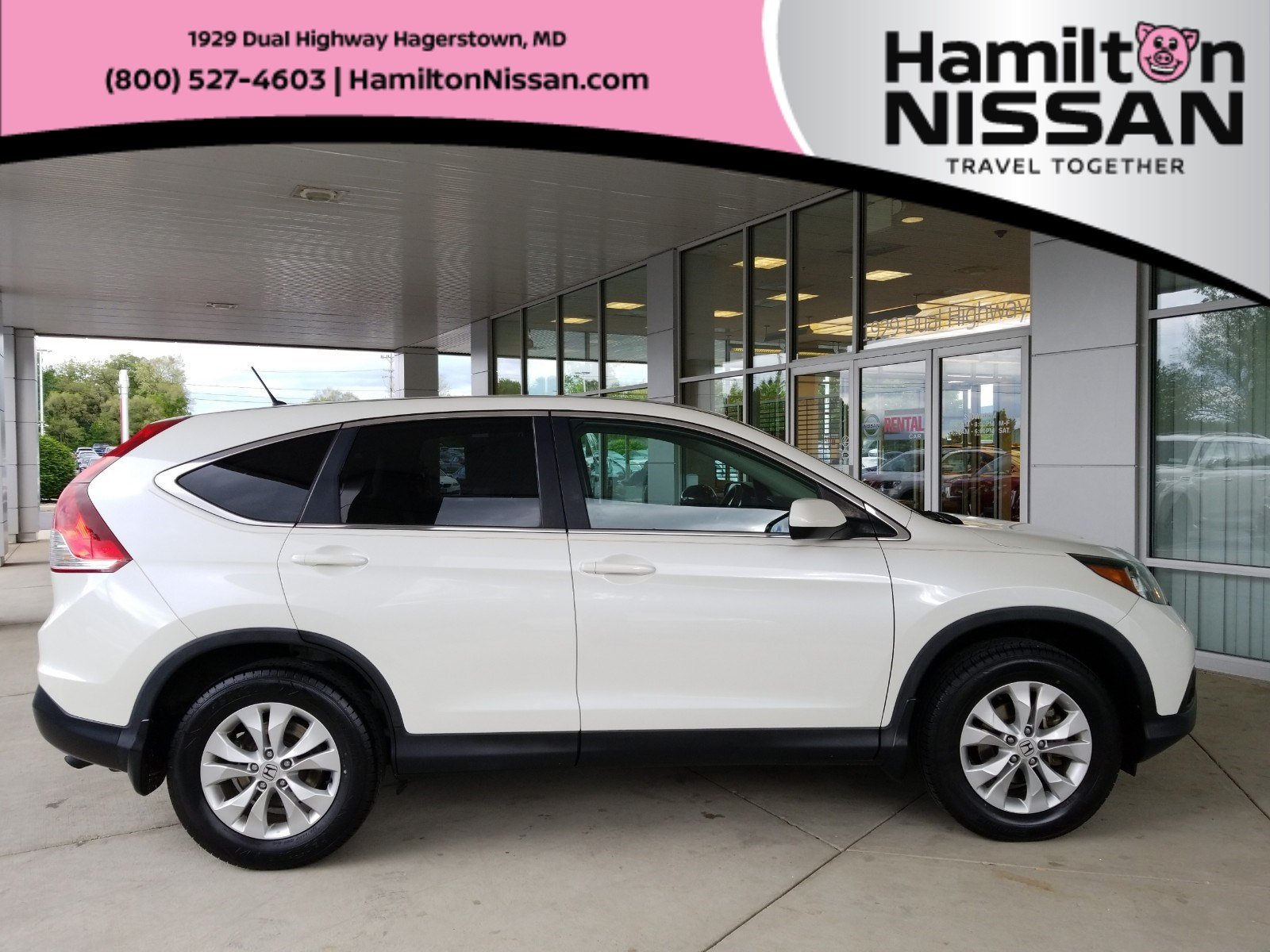 2014 Honda Crv For Sale >> Used 2014 Honda Cr V Ex Awd For Sale In Hagerstown Md