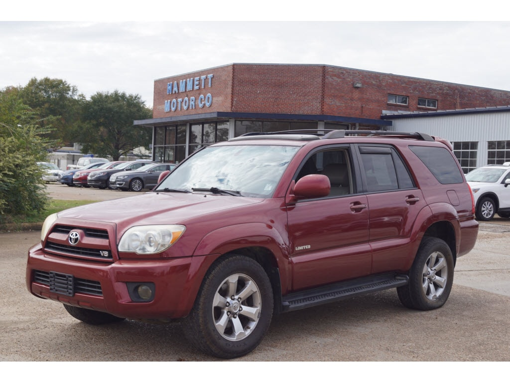 2007 Toyota 4Runner Limited Limited  SUV V8