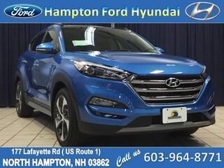 2018 Hyundai Tucson Limited Ultimate SUV