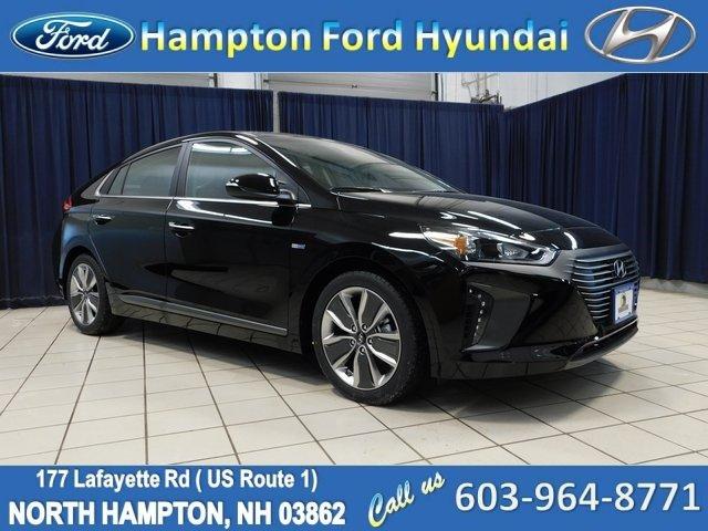 2019 Hyundai Ioniq Hybrid Limited Hatchback