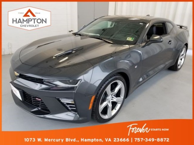 2018 Chevrolet Camaro 2SS Coupe