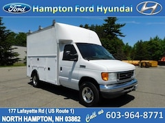 2007 Ford E-350SD Base Cab/Chassis