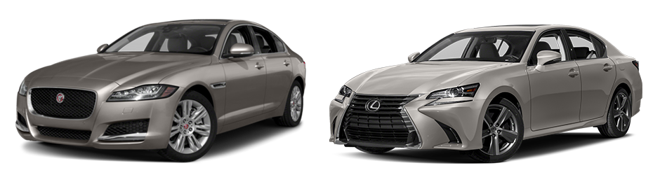Compare The 2018 Jaguar XF Vs The Lexus GS In Columbia. Interested In A Jaguar  XF?