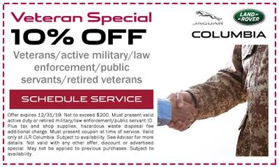 Veterans/Active Military/Law Enforcement/Public Servants/Retired Veterans