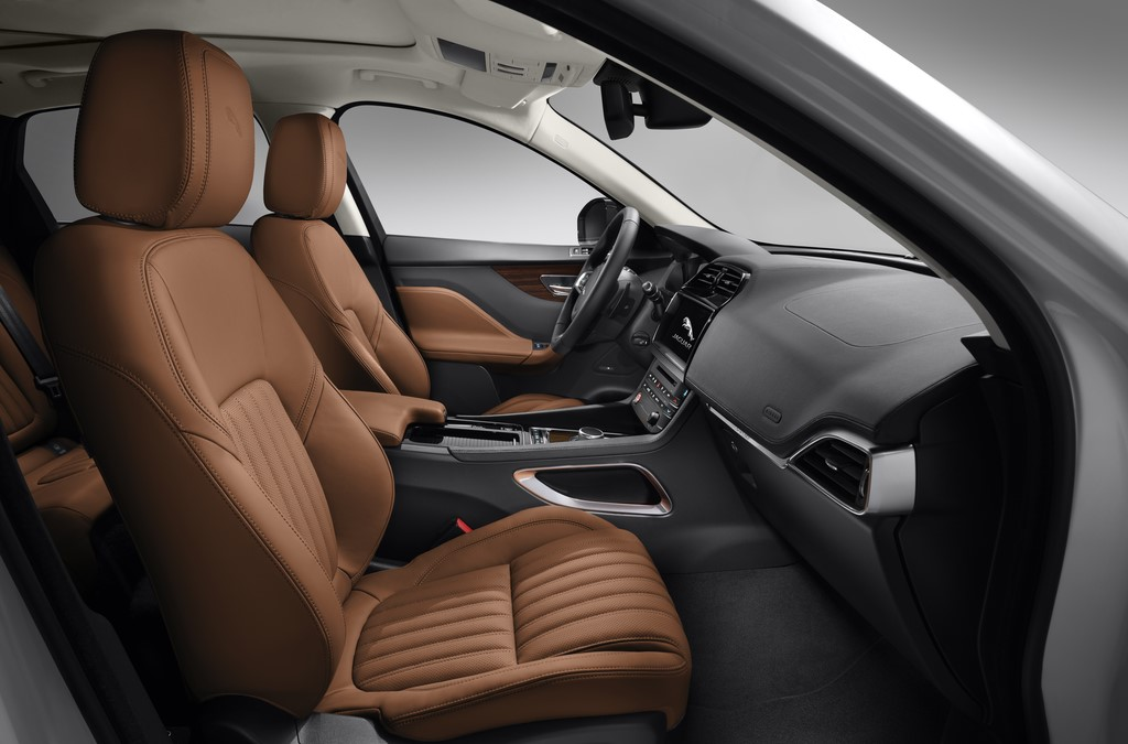2018 Jaguar F-PACE Review Columbia SC   Jaguar Columbia