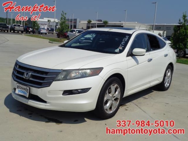 2010 Honda Accord Crosstour EX-L Sedan
