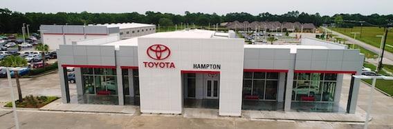 Toyota Lafayette La >> About Dealer Lafayette La Hampton Toyota