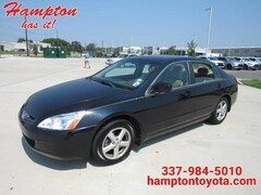 2005 Honda Accord Sdn EX-L Sedan