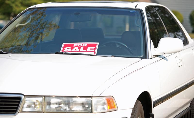 Picture of a Used Car for Sale in Lafayette, Louisiana