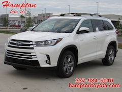 2019 Toyota Highlander Hybrid Limited Platinum V6 SUV