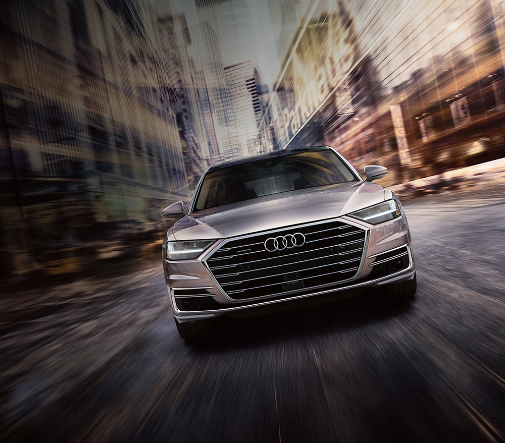 Audi Pre-Owned Sales Event