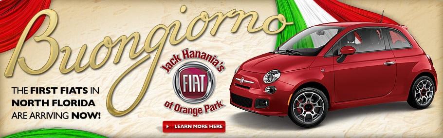 fiat of orange park | hanania automotive group