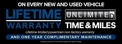 Hyundai Vehicle Lifetime Warranty in Jacksonville, FL, Serving Ponte