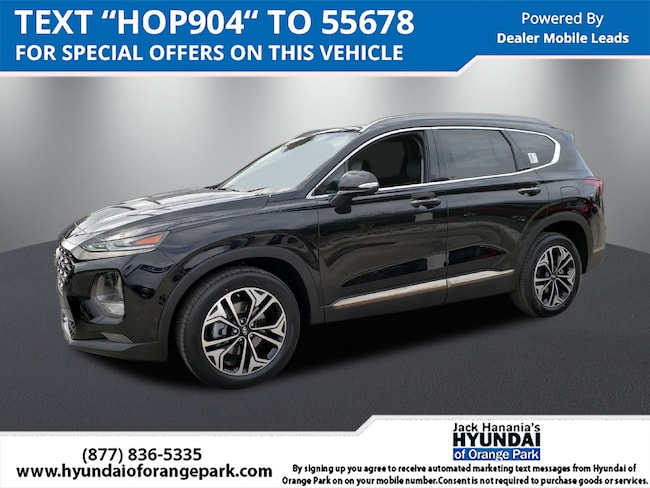 2019 Hyundai Santa Fe Ultimate Wagon