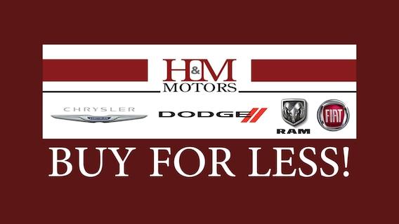H and M Motor Company logo