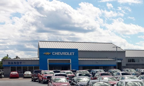We Welcome Enosburgh Vt Chevy Drivers Handy Chevrolet Inc