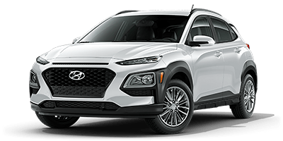 2020 Hyundai Kona SEL model for sale at Hanford Hyundai dealership near Fresno