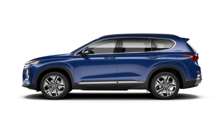 2020 Hyundai Santa Fe finance specials at Hanford Hyundai dealership near Tulare