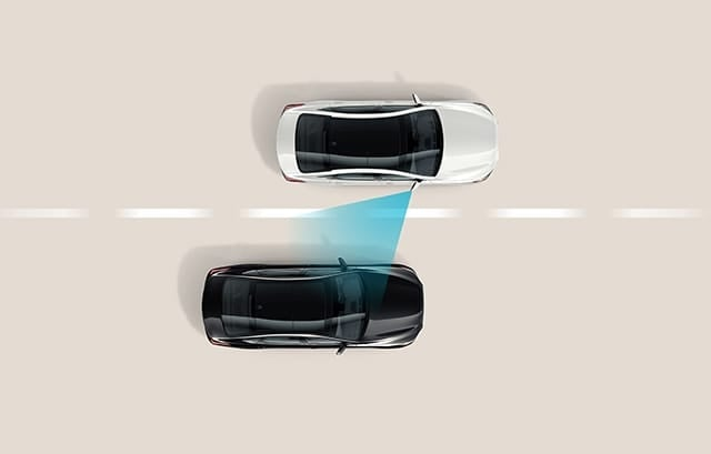 2020 Hyundai Kona Blind-Spot Collision Warning (BCW)