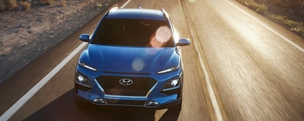 2020 Hyundai Kona available turbocharged 1.6L GDI 4-cylinder engine