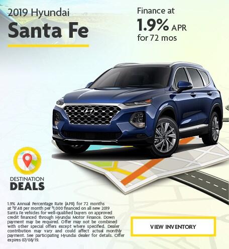 June 2019 Santa Fe Finance