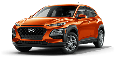2020 Hyundai Kona SE model for sale at Hanford Hyundai dealership near Visalia