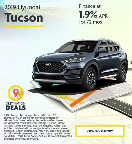 June 2019 Tucson Finance