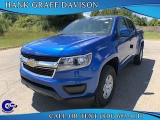 New Chevy 2019 Chevrolet Colorado Work Truck Truck for sale in Davison, MI