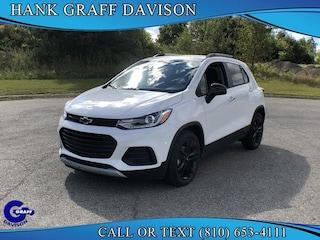 New Chevy 2019 Chevrolet Trax LT SUV for sale in Davison, MI