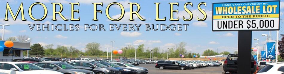 Hank Graff Chevrolet | Vehicles for sale in Davison, MI 48423