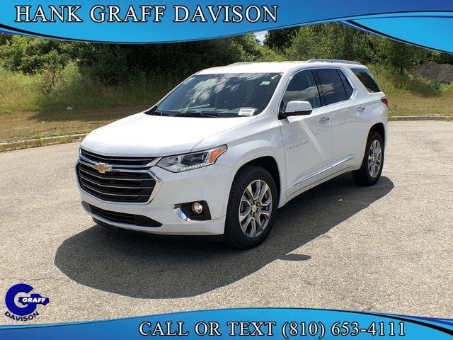 2019 Chevrolet Traverse Utility