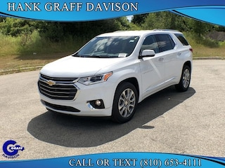 New Chevy 2019 Chevrolet Traverse Premier Utility for sale in Davison, MI