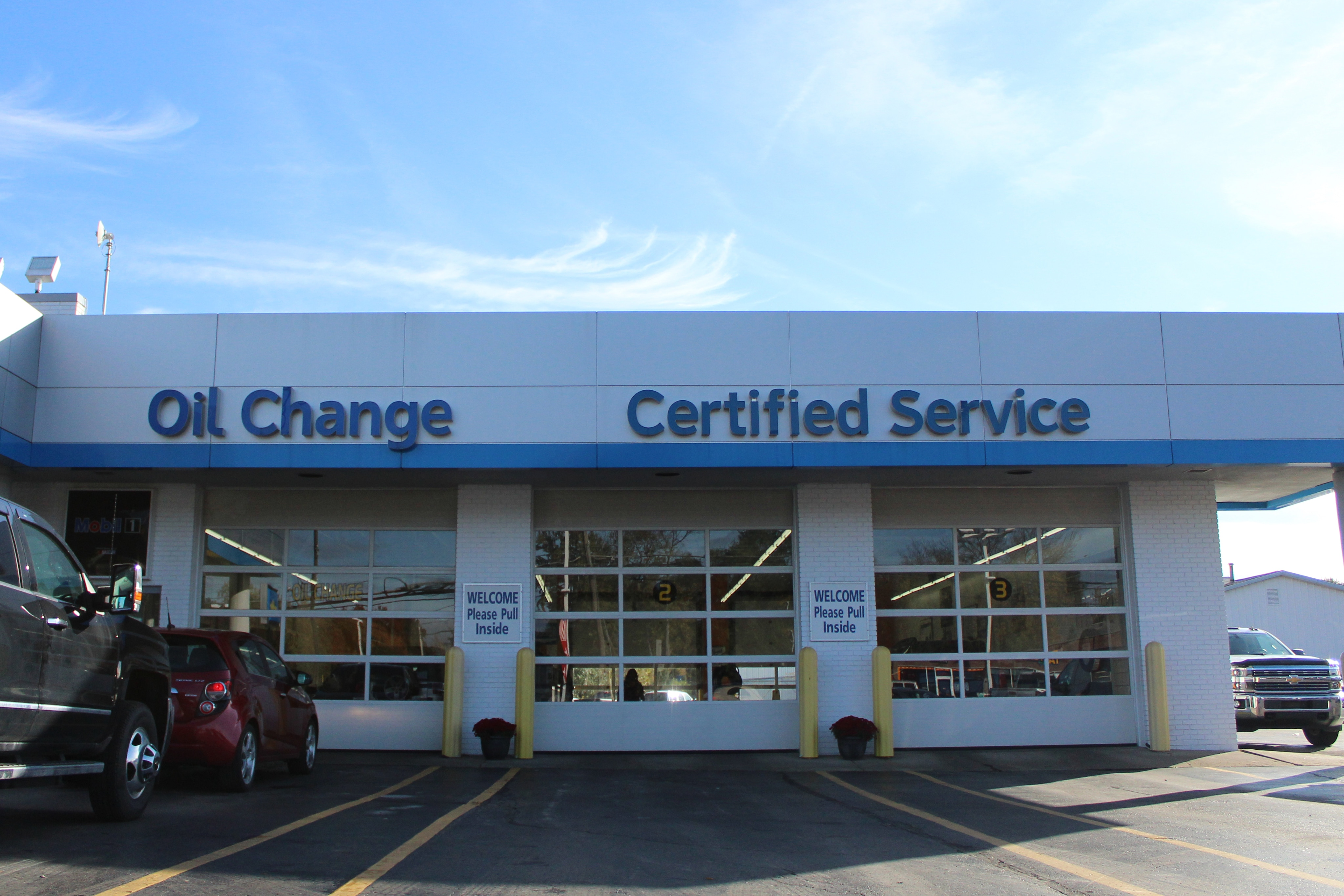 Get an Oil Change in Davison for your New or Used Chevrolet or Other