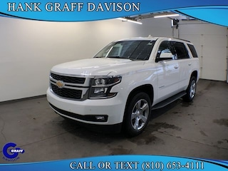 New Chevy 2019 Chevrolet Tahoe LT Utility for sale in Davison, MI