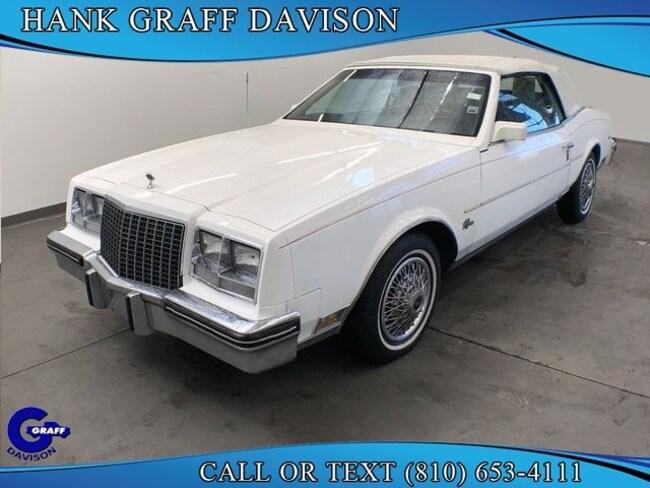 Used  1982 Buick Riviera Base Convertible for sale in Davison, MI