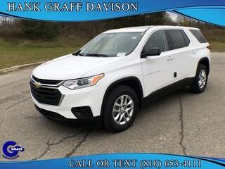 New 2019 Chevrolet Traverse LS Utility for sale in Davison, MI