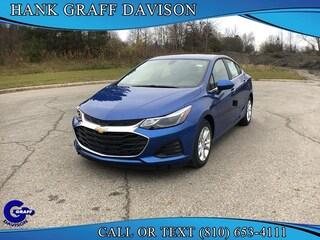 New Chevy 2019 Chevrolet Cruze LT Sedan for sale in Davison, MI