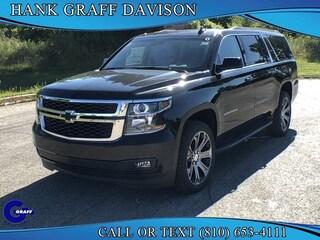 New Chevy 2019 Chevrolet Suburban LT Utility for sale in Davison, MI