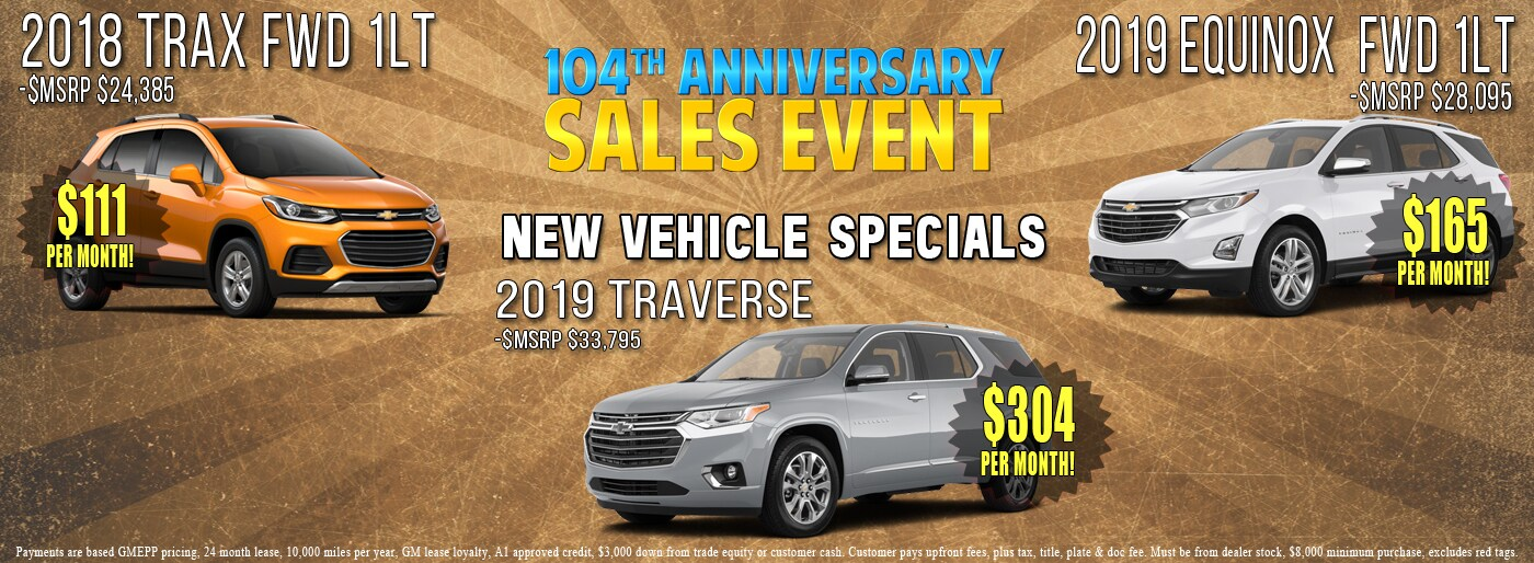 Hank Graff Chevrolet | Davison, MI | New & Used Chevrolet Dealer